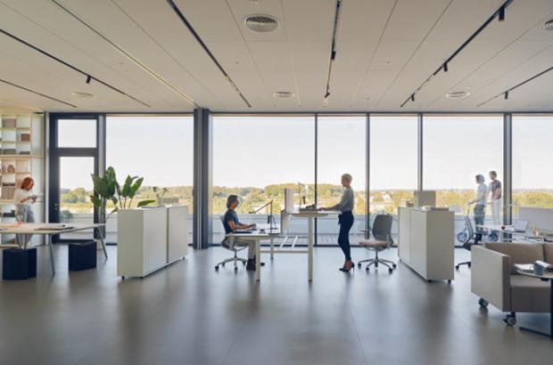 Büromöbel mit durchdachtem Konzept gibt es für Unternehmen im Raum Kassel